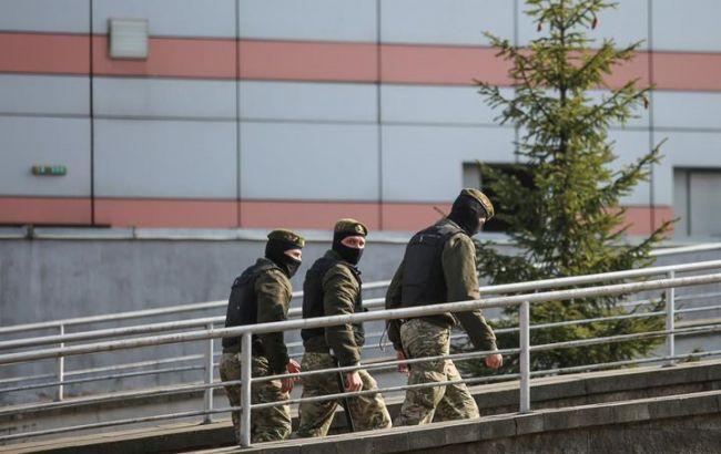У Білорусі під час протестів затримали понад 50 людей