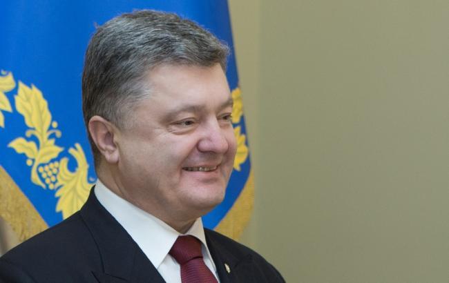 Порошенко: важливо запустити міжнародний механізм деокупації Криму