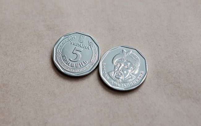 Новая монета номиналом 5 грн может появиться этой осенью