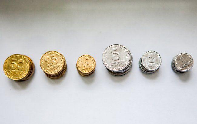 НБУ розкрив деталі виведення з обігу дрібних монет