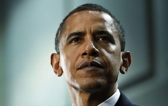 Обама поздравил Украинское государство сДнем Независимости преждевременно
