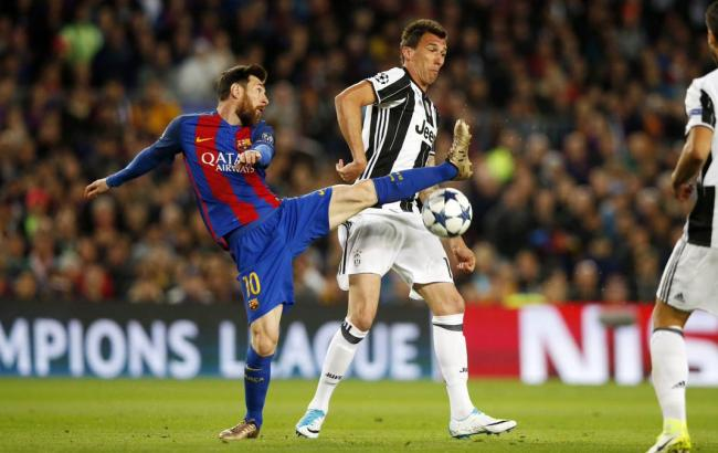 "Фото: ""Ювентус"" - ""Барселона"" (fcbarcelona.com)"
