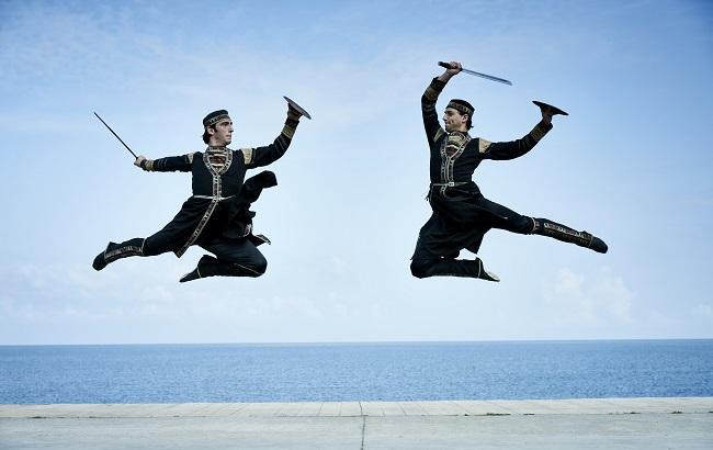 Фото: Грузинський ансамбль BATUMI виступить у Києві 22 травня