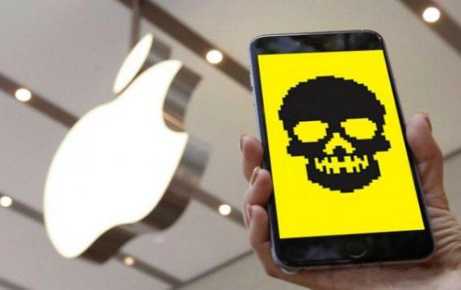 Фото: уязвимость в iOS заставляет смартфоны звонить в произвольном порядке