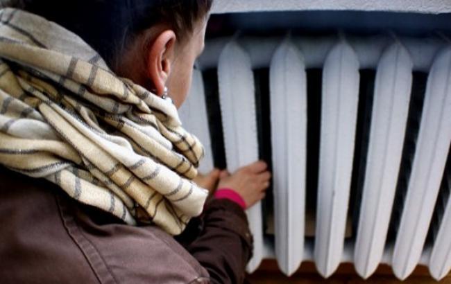 Количество домов без отопления и горячей воды в Киеве уменьшилось до 2