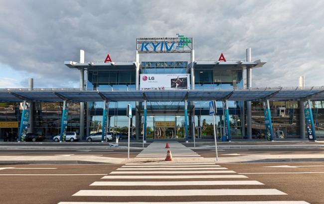 """Фото: аеропорт """"Київ"""""""