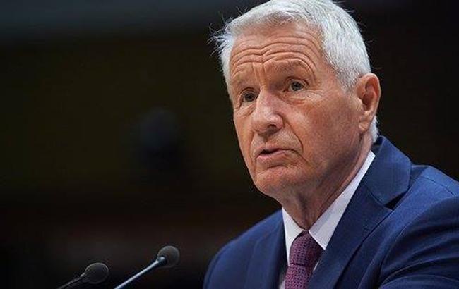 Ягланд пригласил украинскую делегацию в ПАСЕ на эксклюзивную встречу
