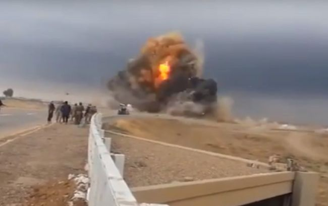 Фото: теракт стався на контрольно-пропускному пункті на півночі Іраку