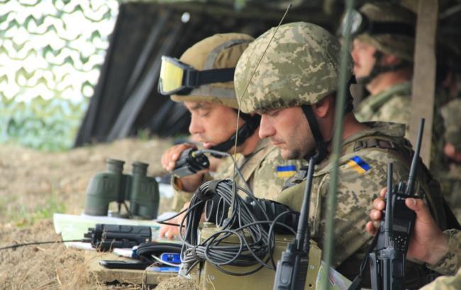 ВСУ с 2015 провели около 20 бригадных и до 60 батальонных учений