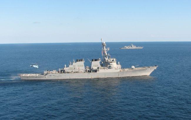 Фото: на Чорному морі РФ знову проводить навчання десанту