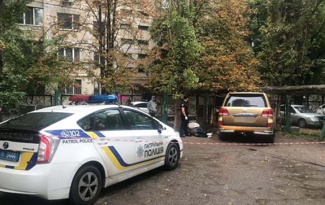 Фото: место инцидента (od.npu.gov.ua)