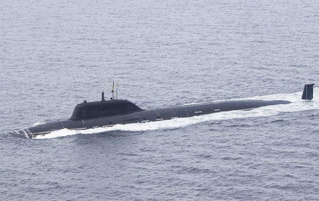 Россия начала масштабные военные учения с атомными подводными лодками