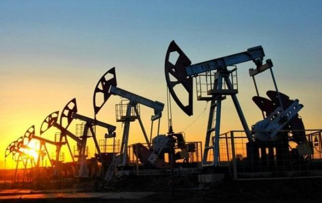 Цена нефти Brent упала ниже 60 долл