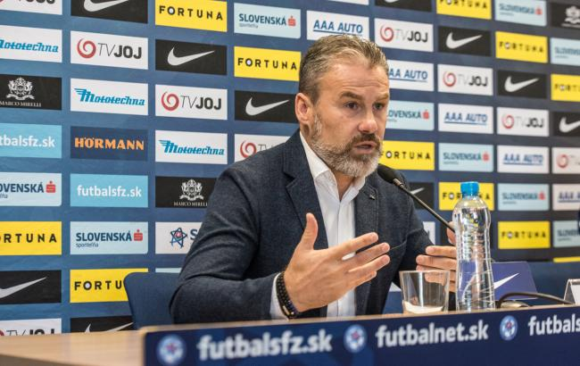 Сборная Словакии назвала состав на матч с Украиной в Лиге наций