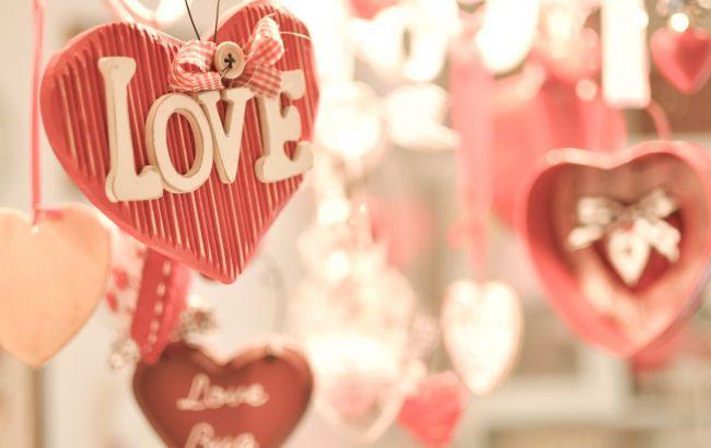 Фото: День Cвятого Валентина 14 лютого (sf.co.ua)