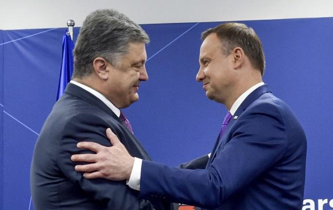 Президент Польши посетит государство Украину на25-ю годовщину Дня Независимости