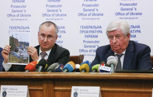 ГПУ, СБУ и МВД отчитаются по расследованию преступлений на Майдане 17-20 ноября