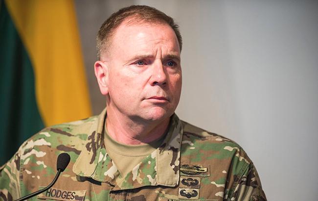 Фото: Бен Ходжес (twitter.com-Lithuania in NATO)