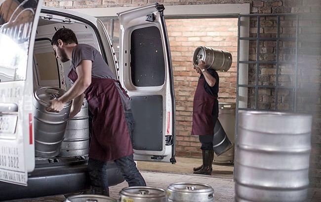Російські пивовари збільшили відвантаження своєї продукції на окупований Донбас