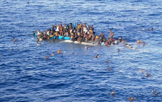 Фото: в Средиземном море с начала 2017 года утонули более тысячи беженцев