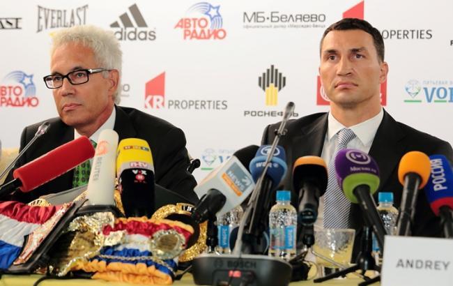 В глазах Фьюри видно безумие, он выйдет за победой, - менеджер Кличко