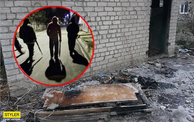 """""""Забивали камнями"""": в Бердянске банды подростков нападают на бездомных"""