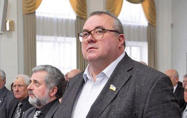 Луценко подав у Раду подання на нардепа Березкіна