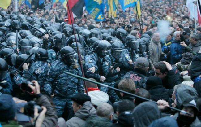 Суд арестовал трех экс-беркутовцев, причастных к расстрелам на Майдане