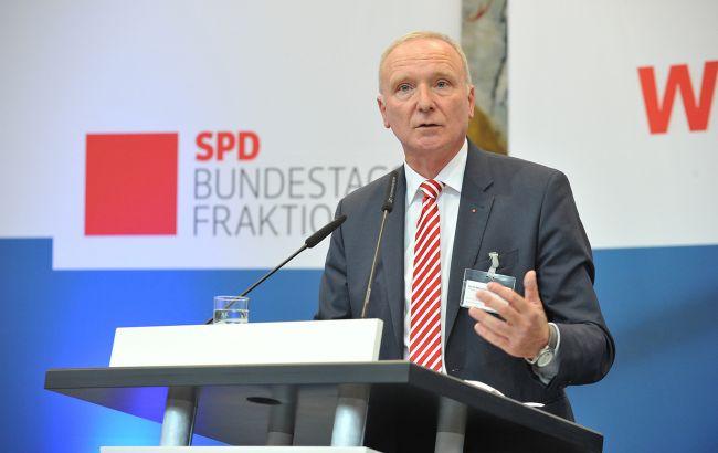 """В Германии раскритиковали новые санкции США против """"Северного потока-2"""""""