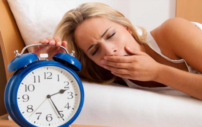 Фото: Бессонница способна утомить (zzweb.ru)