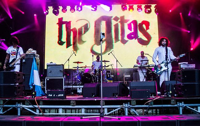 The Gitas (фото: facebook.com/thegitas)
