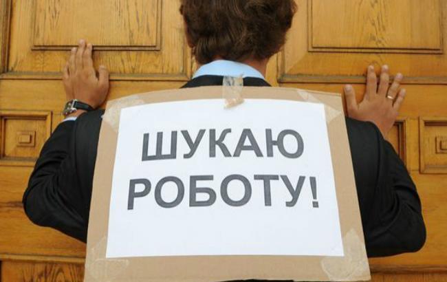 Уровень безработицы в Украине в декабре продолжил рост