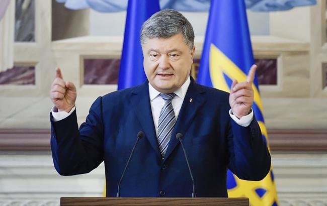 Более 50% украинцев доверяют Национальной полиции, - Порошенко