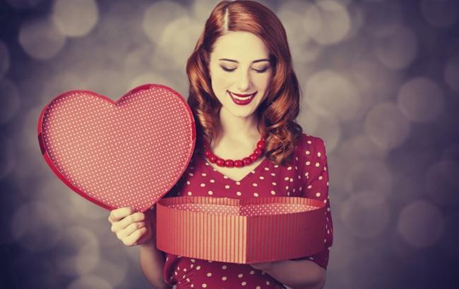 Фото: Подарунок на 14 лютого для дівчини (rik.co.ua)