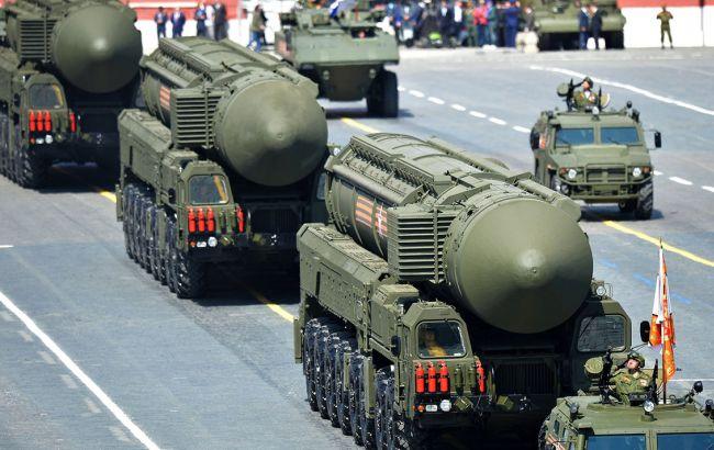 Фото: Кремль модернізує свій стратегічний арсенал