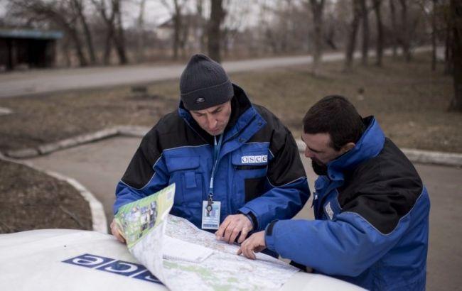 Штаб АТО звинуватив місію ОБСЄ на Донбасі у бездіяльності
