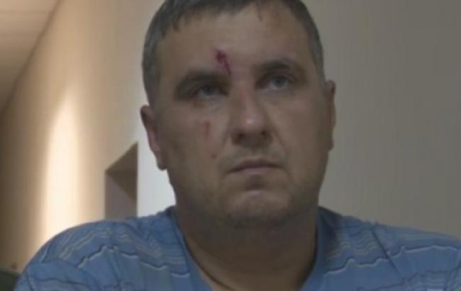 ФСБ РФ обнародовала видео допроса задержанного в Крыму Панова