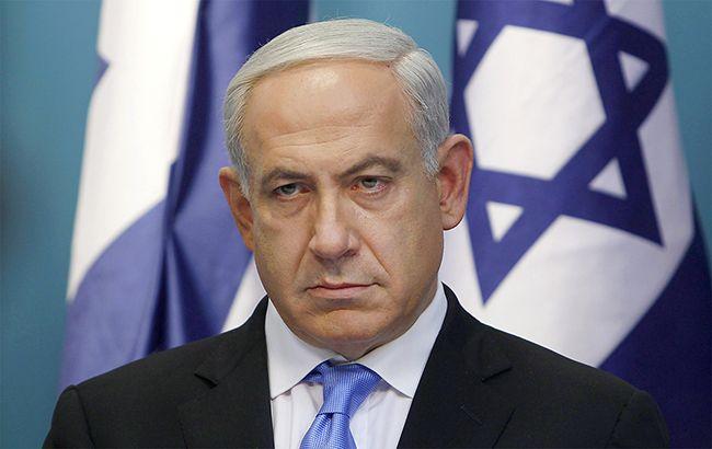 Фото: прем'єр-міністр Ізраїлю Біньямін Нетаньяху