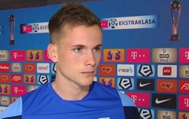 Фото: Томаш Кендзера (скрин из видео LechTV)