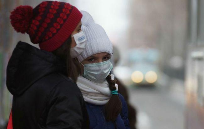 У Києві оголосили епідемію грипу