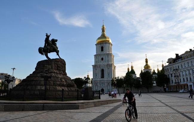 Сегодня в Киеве отмечают День города