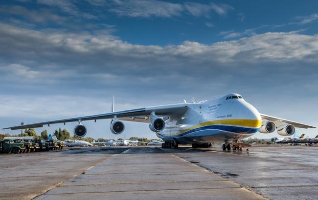 "Фото: Ан-225 ""Мрия"" (alexcheban.livejournal.com)"