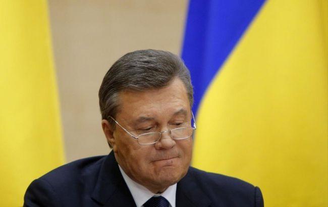 ЕС обсудит продление санкций против Януковича 14 января