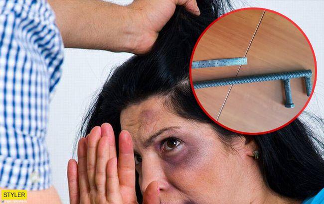 Камера тортур: ревнивий співмешканець п'ять годин вибивав з улюбленої зізнання у зраді
