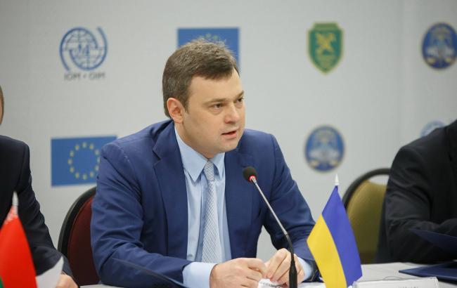 Фото: перший заступник ДФС Сергій Білан (Facebook /SFSofUkraine)