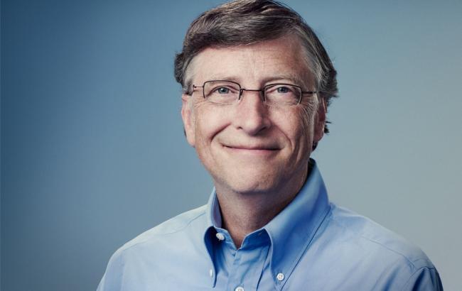 Билл Гейтс - основатель Microsoft