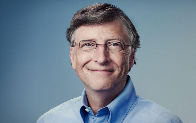 Фото: на першому місці рейтингу залишився Білл Гейтс