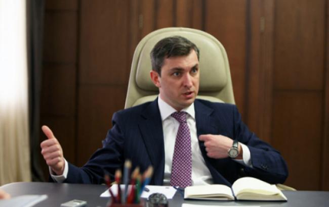 Фото: голова Фонду держмайна України Ігор Білоус