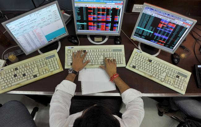 """""""Українська біржа"""" закрилася зниженням індексу UX на 0,84%"""