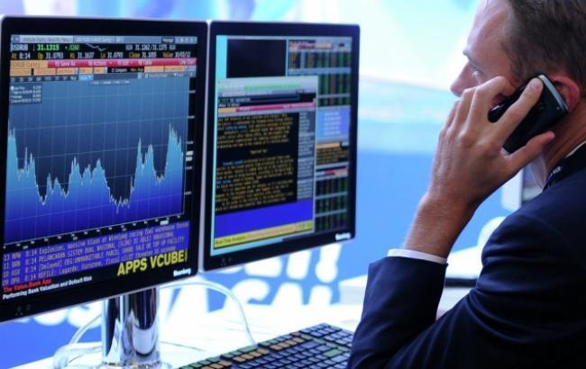 """""""Українська біржа"""" закрилася зниженням індексу UX на 1,45%"""